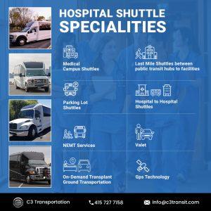 Bay Area Shuttle Service