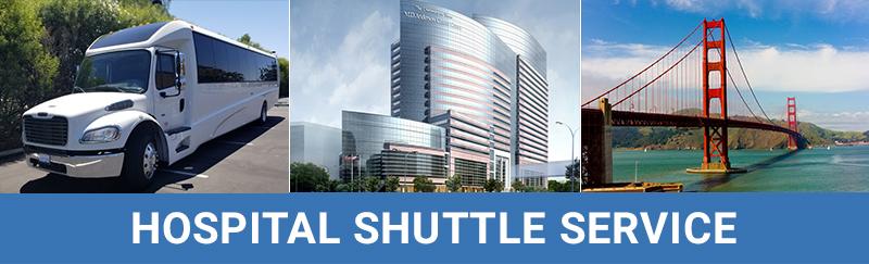Bay Area Hospital Shuttle Service