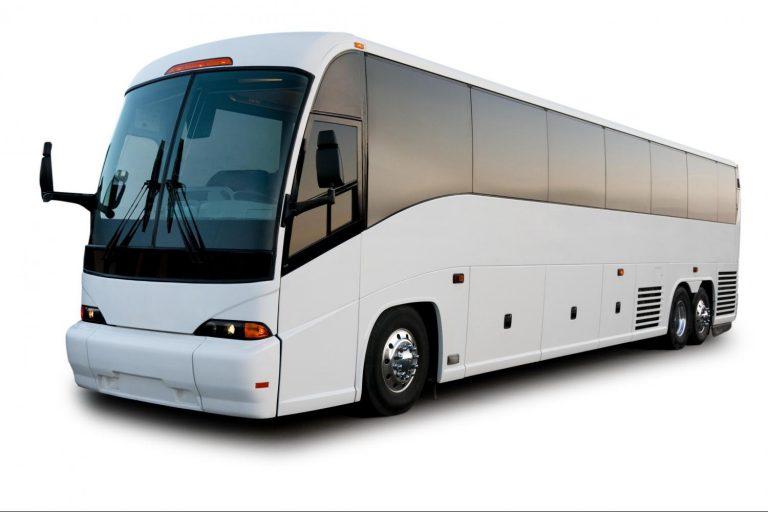 Construction shuttle bus SanFrancisco