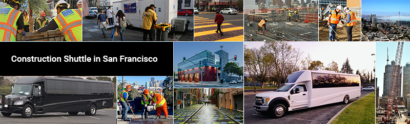 San Francisco Construction Transportation Services