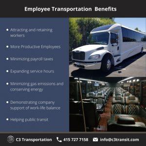 Benefits of Utilizing a Corporate Commuter Program