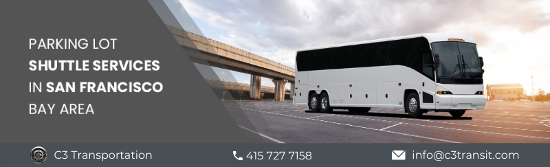 Parking Lot Shuttle Services in Bay Area